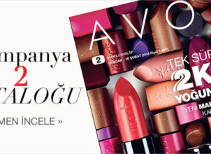 Avon Kampanya 2'ye Özel Paketler