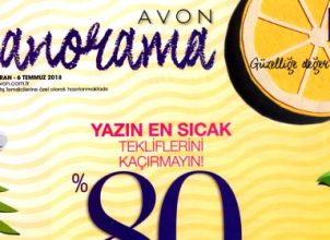Avon Panorama: Temmuz Kataloğu 2018 – K7
