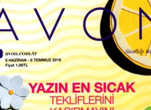 Avon Temmuz Kataloğu 2018 / K7