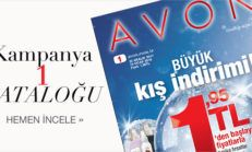 Avon K1 Kataloğu 2018